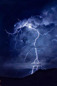 Storm in Dubrovnik By Vjekoslav Benic