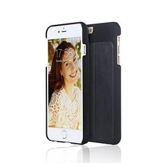 Best iPhone 6 & 6s TPU Case with 1 Hidden Credit Card Slot (Black), PC Shell Protective Bumper Cases or Your Money Back! Free Bonus Tempered Glass & More Protection to Protect & Defend By Armour Shell Armour Shell http://www.amazon.com/dp/B01578ZRCA/ref=cm_sw_r_pi_dp_BJkxwb14E90WK