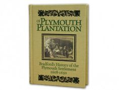 """Written over a period of years by the leader of the Plymouth Colony(...) the single most complete authority for the story of the Pilgrims and the early years of the Colony they founded. Written between 1620 and 1647, the journal describes the story of the Pilgrims from 1608, when they settled in the Netherlands through the 1620 Mayflower voyage, until the year 1647.   It is the true story of 50 """"average"""" people who changed the world because they shared a multi-generational vision"""
