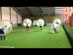 BubbelBal, Bubbel voetbal, BubbelBal.nl, Bubble Football, Bubbel bal