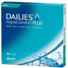 Dailies Aqua Comfort Plus Toric 90-pack