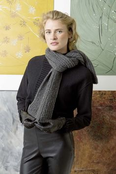 LANGYARNS FATTO A MANO 239 - ACCESSOIRES HOME #41 Cashmere light