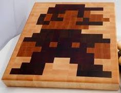 Image result for making a monopoly board out of wood