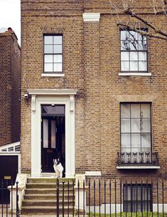 A DESIGNER'S HOME IN EAST LONDON | THE STYLE FILES