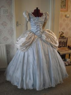 Tracy's Costumes - How To Cinderella Gown
