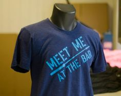 Another Custom Made Bar Crawl T-Shirt