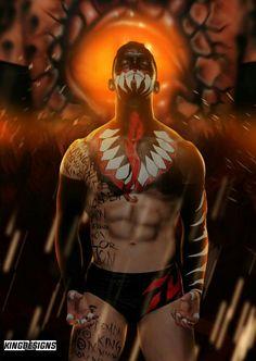 Wrestling Posters, Wrestling Wwe, Finn Balor Demon King, Wwe Brock, Wwe Party, Balor Club, Wwe Wallpapers, Wwe News, Professional Wrestling