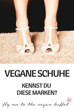 Bist du auch immer auf der Suche nach schönen veganen Schuhen? Schau mal hier #veganeschuhe #veganestiefel #veganleben Ballerinas, Pumps, Heels, Ankle Boots, Vegan Shoes, Vegan Fashion, Me Too Shoes, Peep Toe, Sneaker