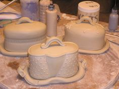 Fine Mess Pottery: Yesterday, Today, and Tomorrow