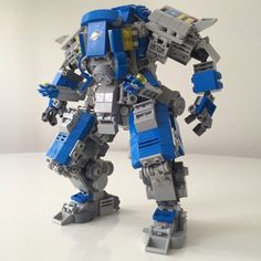 """""""I can build a mech!"""" says Benny"""