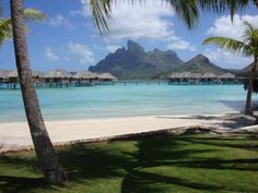 21 Interesting Facts about Tahiti and Her Islands: Tahiti Overwater Bungalow in Bora Bora
