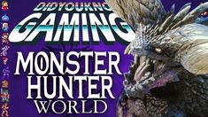 Monster Hunter World - Did You Know Gaming? Video Game Facts, Monster Hunter World, Movie Facts, Did You Know, Gaming, Youtube, Videogames, Game, Youtubers
