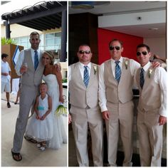 Tan Allure vest and matching pants Destination Wedding, Vest, Pants, Jackets, Fashion, Trouser Pants, Down Jackets, Moda, Fashion Styles