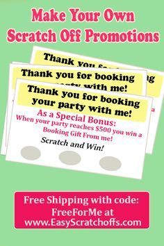 88 best direct sales images on pinterest in 2018 31 gifts direct scratch off stickers to diy scratch off cards for business promotions save the date scratch off cards free printables print your own scratch off cards for colourmoves