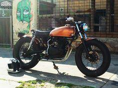 The Nugget Honda CB250RS http://goodhal.blogspot.com/2013/03/the-nugget.html #CBR250RS #Honda #TheNugget #Motorcycle