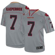 5755b1ece 45 best Colin Kaepernick Elite Jersey images on Pinterest