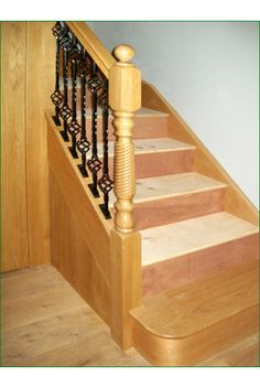 Kershaw Staircase Metal Spindles, Banisters, Case Study, Staircases,  Stairs, Stair Railing