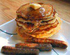 Thin Swedish Pancakes
