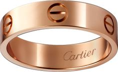 <span class='lovefont'>A </span> ring Pink gold