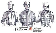 kibbitzer is creating Reference sheets, tutorials and more | Patreon