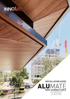 ALUMATE | INNOARC | Non-Combustible Cladding by InnoArc