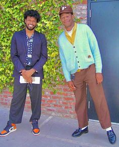 Tyler The Creator Outfits, Golf Tyler, Young T, T Baby, Indie Outfits, Okra, Felicia, Pretty People, Dapper