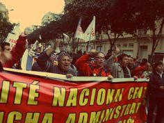 Protestantes llegaron hasta pedir un nuevo presidente [Foto: Candy Castro / Spacio Libre]