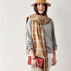 Blanket Scarf, Windo