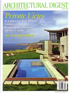 86 Best Architectural Digest Covers Images Architectual Digest Celebrity Houses Magazine