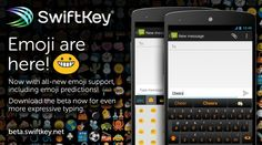 SwiftKey Beta 4.5 update rolls with All-New Emoji Support - http://www.aivanet.com/2013/12/swiftkey-beta-4-5-update-rolls-with-all-new-emoji-support/
