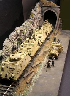 By: Andreas Coenen. Model Tanks, Model Hobbies, Modelos 3d, Military Modelling, Model Train Layouts, Model Ships, Model Building, Small World, Plastic Models