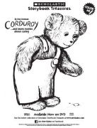 1000 images about book corduroy on pinterest corduroy for Corduroy bear coloring page