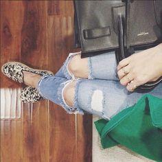 We like your style @Damsel In Dior Wearing #elysewalkerlosangeles #espadrilles in #gacela available @Elyse Walker and @forwardbyelysewalker #damselindior
