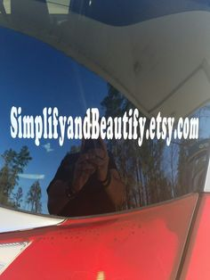 One Way Vision Window Decals Window Decals Pinterest Custom - Custom car decals businesswindow decals