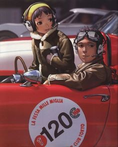Anime - last exile Wallpaper Game Character Design, Character Art, Range Murata, Last Exile, Japanese Characters, Comic Panels, Illustration Sketches, Japanese Artists, Pretty Art