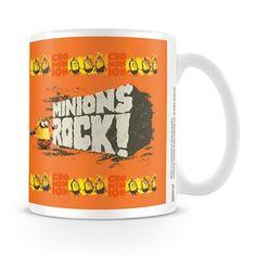 Minions Rock Cro Minions Mug