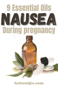 Essential oils can be a fantastic natural remedy during pregnancy and there are many essential oils for nausea that can help to alleviate morning sickness. #Pregnancy #EssentialOils #MorningSickness #NaturalRemedies Essential Oils For Nausea, Essential Oil Uses, Health And Nutrition, Health And Wellness, Health Tips, Pregnancy Stages, Pregnancy Tips, Nausea During Pregnancy, All About Pregnancy
