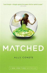 Matched Book by Ally Condie | Trade Paperback | chapters.indigo.ca