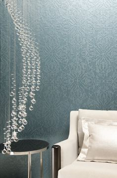 Drapery, Upholstery, Wallcoverings, Hardware and Trimmings Arte Wallcovering, Curtain Hardware, Beautiful Interior Design, Drapery Fabric, Outdoor Fabric, Decoration, Upholstery, Tapestry, Contemporary