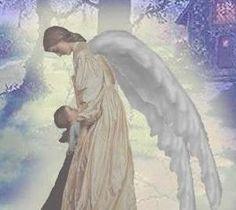 NUESTRA SEÑORA DE LOURDES...: ANGEL...