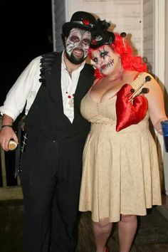 2013 Halloween costumes made by myself