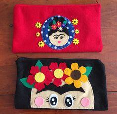 Cute Crafts, Felt Crafts, Crafts To Make, Crafts For Kids, Diy Crafts, Mexican Crafts, Art Addiction, Felt Baby, Cool Diy