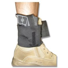 Colt Tactical Gear Concealed Carry Ankle by IrresistableItems, $9.95