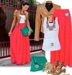 Me encanta la combinacion de colores!