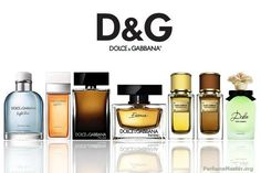 Dolce And Gabbana Perfume Collection 2015 -  PerfumeMaster.org