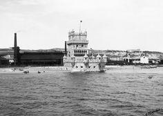 Fábrica de Gaz, Belém, 1912