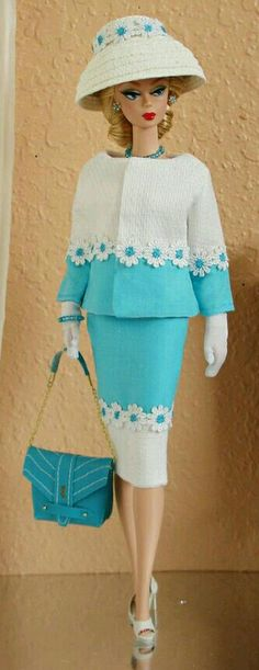 Silkstone BArbie Doll