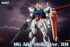 MG Aile Strike Ver. RM - Japan-cool.co.uk