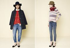 Madewell Fall 2013 - not even summer yet, but I cannot wait for fall.