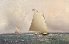 www.skipjackmarinegallery.com mm5 graphics 00000001 Cat_boats_racing_in_New_York_harbor_James%20E_Buttersworth_lg.jpg